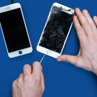 Замена экрана iPhone/iPad в течение 20 минут бесплатно!