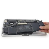 Как самостоятельно заменить аккумулятор на MacBook Pro