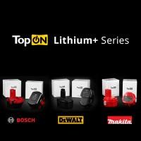 Аккумуляторы TopON серии Lithium+ для электроинструмента