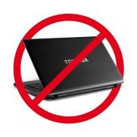 Toshiba отзывает 90 тысяч ноутбуков с проблемными аккумуляторами