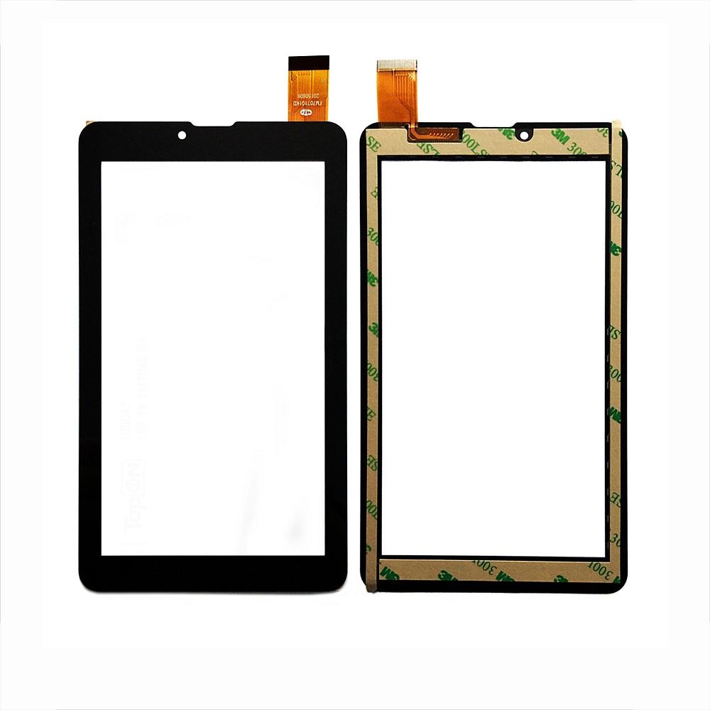 Cенсорное стекло, тачскрин для планшета teXet NaviPad TM-7049, Explay Surfer 7.34, Oysters T72, 7
