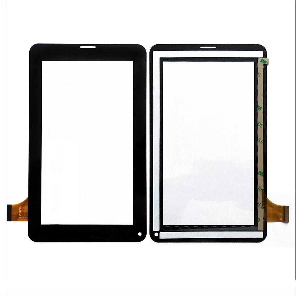 Сенсорное стекло, тачскрин для планшета Explay N1 Plus, Digma Optima 7.1, 7