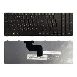 Клавиатура для ноутбука Acer Aspire 5516, 5517, 5332, 5532, 5732 Series. Г-образный Enter. Черная, без рамки. PN: MP-08G63SU-698.