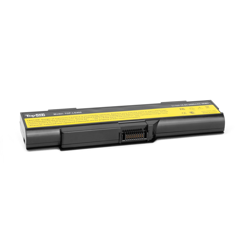Аккумулятор для ноутбука Lenovo 3000 C460, C465, C510, G400, G410, G510 Series. 10.8V 4400mAh 48Wh. PN: 121SS080C, BAHL00L6S.