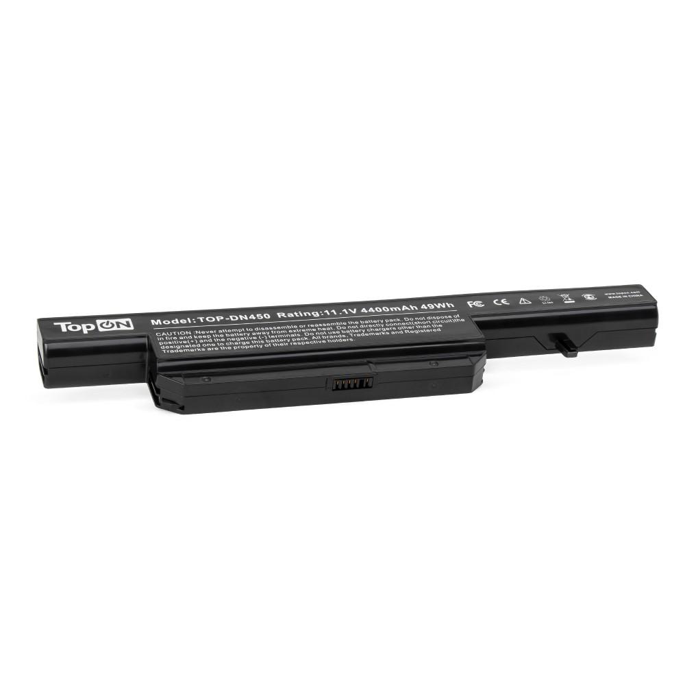 Аккумулятор для ноутбука DNS 0162456, 0150166, 0137235 Series. 11.1V 4400mAh 49Wh. PN: C4500BAT-6, CS-CLM450NB.