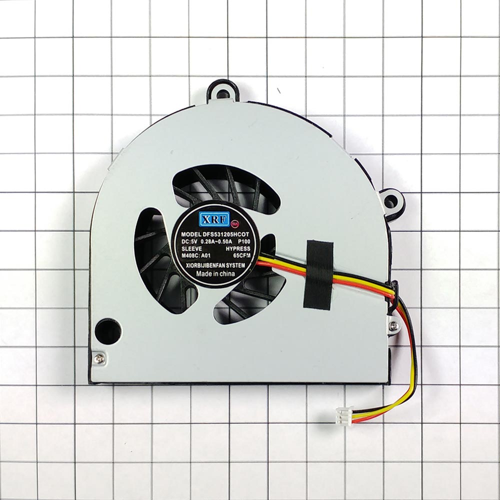 Вентилятор (кулер) для ноутбука Acer Aspire 5251, 5252, 5551, 5551G, 5552, 5552G, 5740, 5740G, 5741.