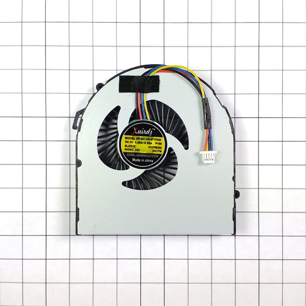 Вентилятор (кулер) для ноутбука Acer Aspire V5, V5-531, V5-531G, V5-571, V5-571G, V5-471G, S3-471