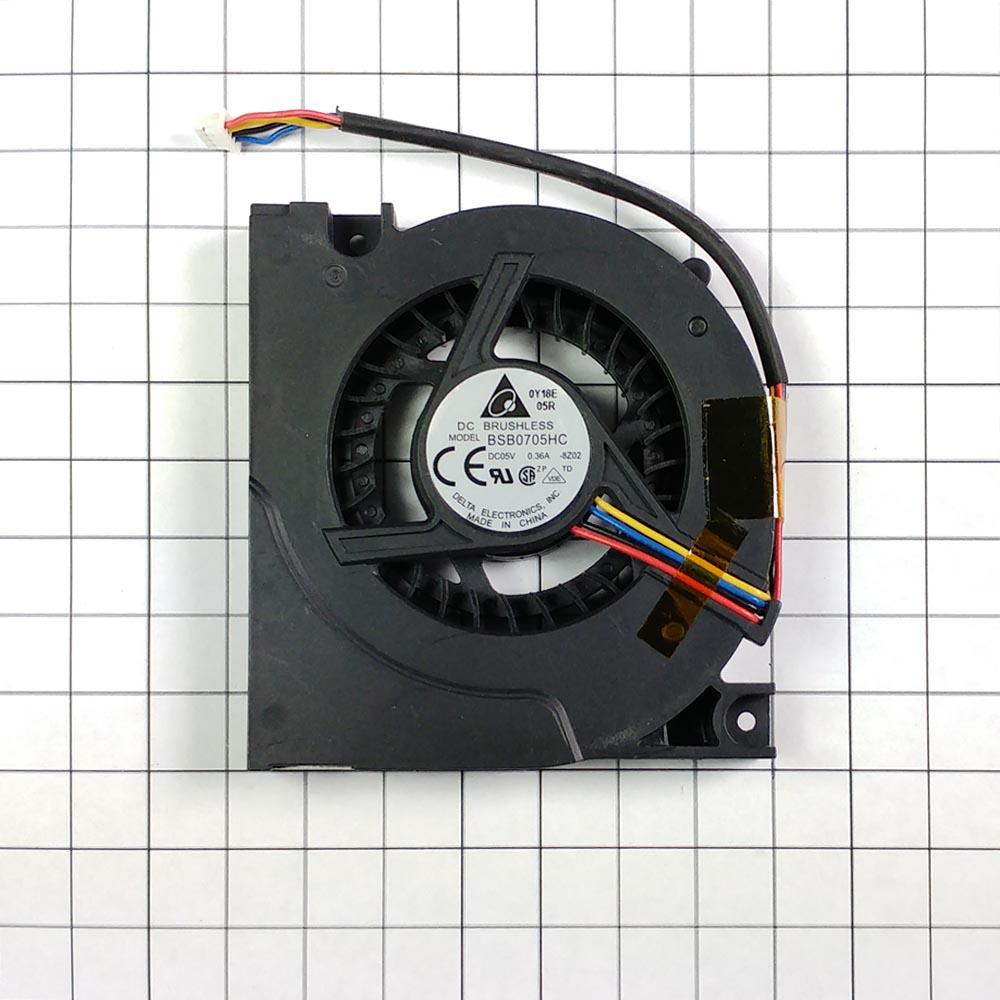 Вентилятор (кулер) для ноутбука Asus A9T, A94, G2S, F5, N60, X50, X51, X53, X59, X61, F50, G2, PRO55
