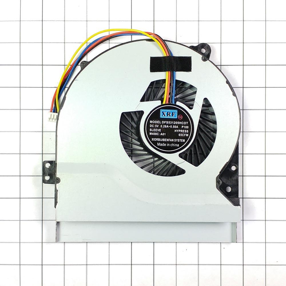 Вентилятор (кулер) для ноутбука Asus R510, X550, X550V, X550C, X550VC, X450, X450CA