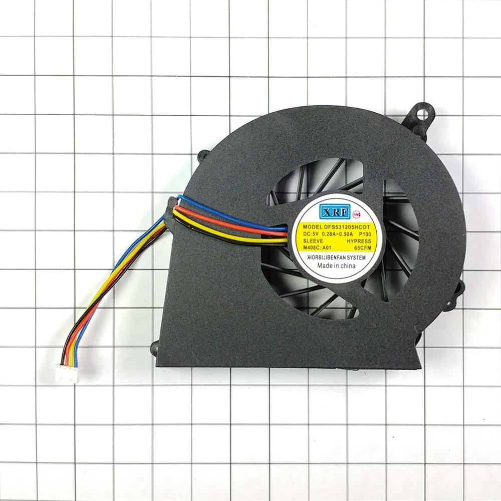 Вентилятор (кулер) для ноутбука HP 650, 655, G58, CQ58, 2000