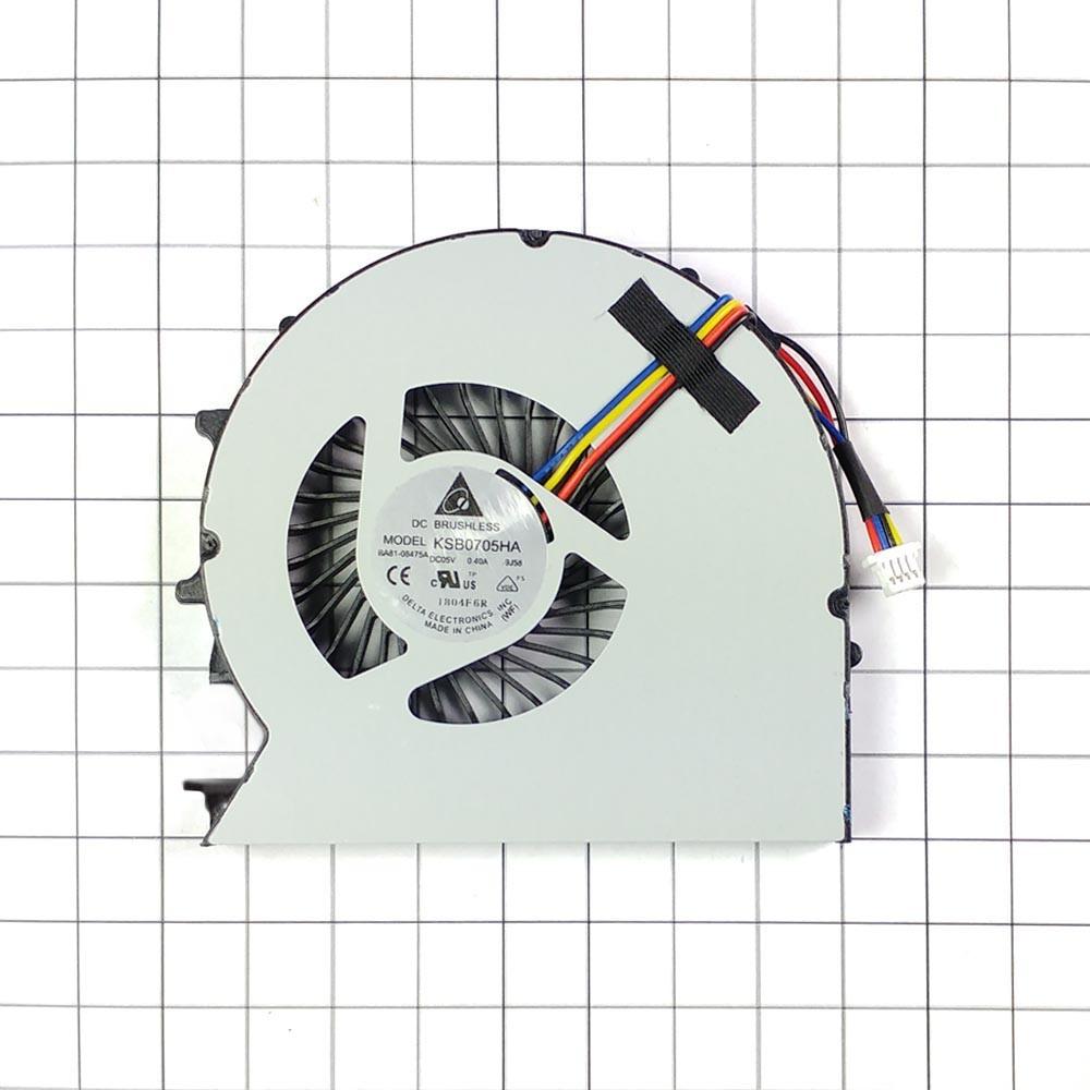 Вентилятор (кулер) для ноутбука HP ProBook 450 G0, 450 G1, 455 G1, 470 G1. PN: 721937-001, 721938-001.
