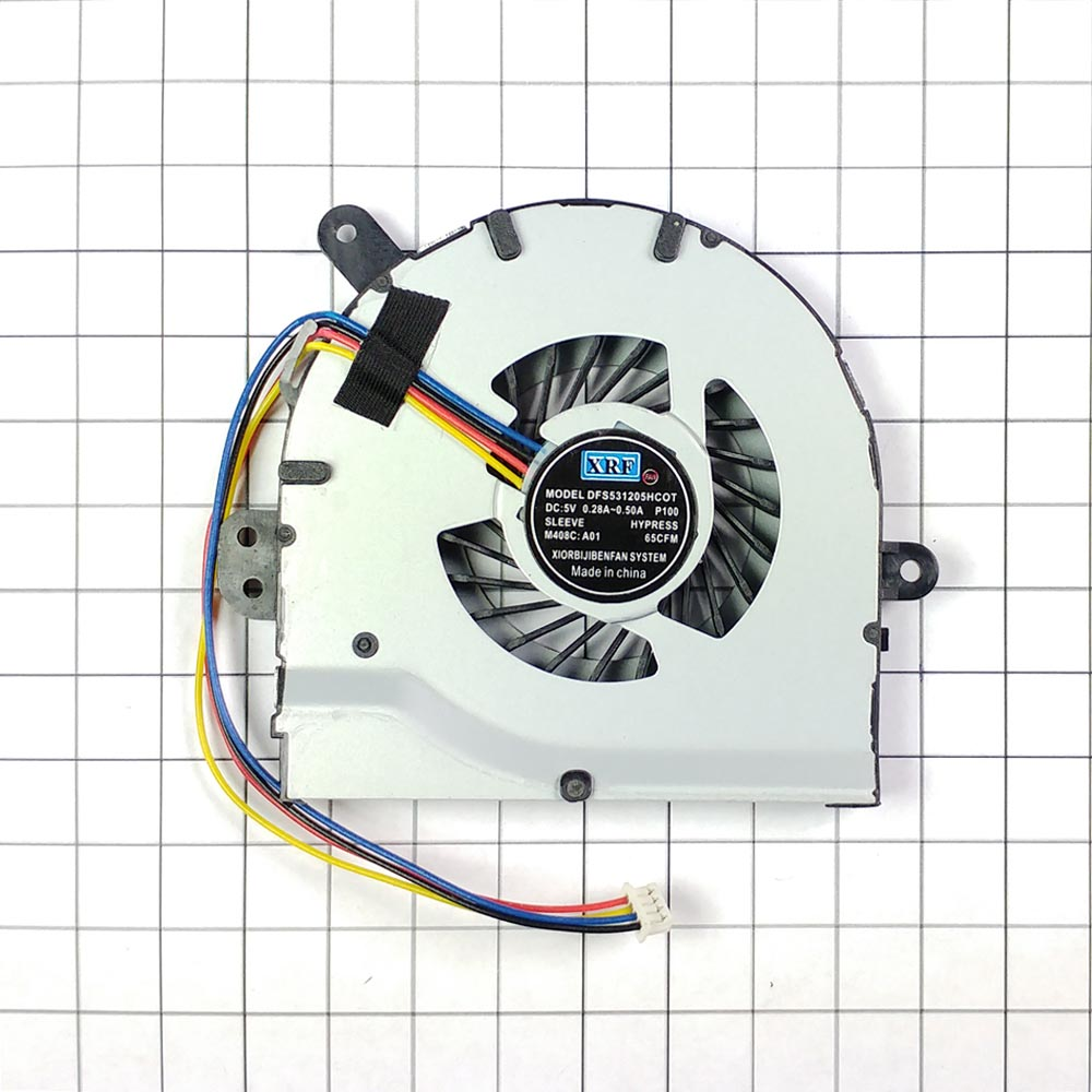 Вентилятор (кулер) для ноутбука Lenovo Ideapad S300, S400, S405, S310, S410, S415