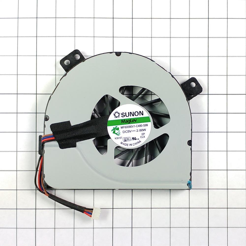 Вентилятор (кулер) для ноутбука Lenovo IdeaPad Z400A, Z400, Z500A, Z500, P400, P500