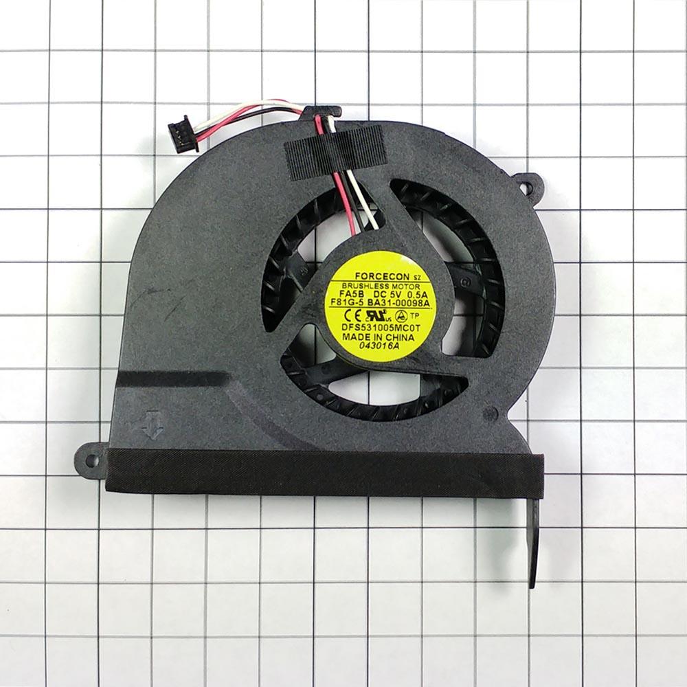 Вентилятор (кулер) для ноутбука Samsung RV409, RV411, RV415, RV420, RV509, RV511, RV513, RV515, RV520