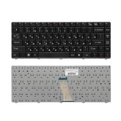 Клавиатура для ноутбука Acer eMachines D525, D725, Aspire 4732, 4732z Series. Плоский Enter. Черная, без рамки. PN: AE30255TI.