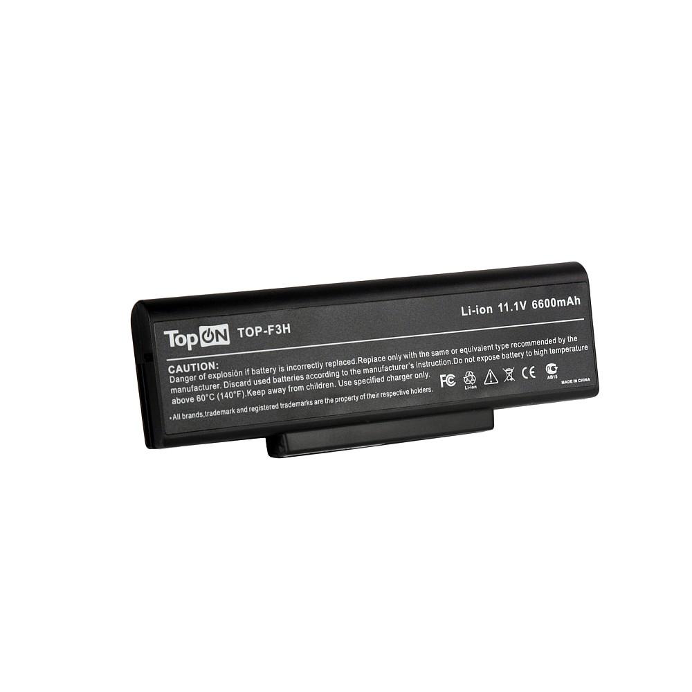 Аккумулятор для ноутбука Asus M51, F3, F7, A9, Z53, X56, K73, N72 Series. 11.1V 6600mAh 73Wh, усиленный. PN: A32-Z94, A32-F3