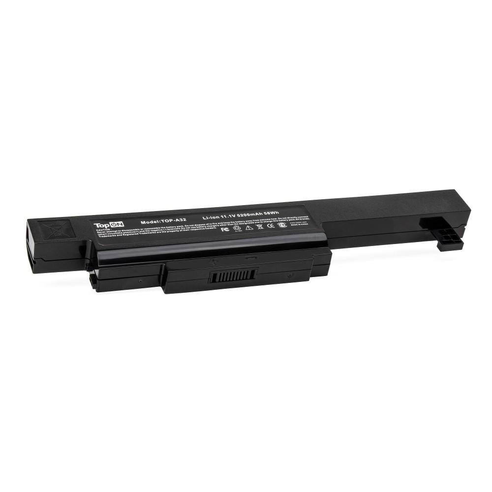 Аккумулятор для ноутбука MSI CX480, K500A, CX480, MD98042 Series. 10.8V 4400mAh 48Wh. PN: MIX480LH, A32-A24.