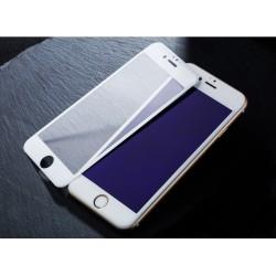 Защитное 3D стекло на экран для Apple iPhone 6 Plus с антибликовым и олеофобным покрытием Цвет белый