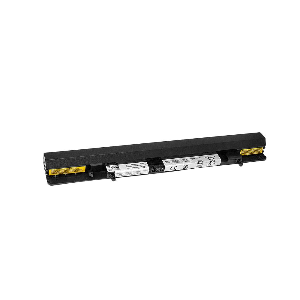 Аккумулятор для ноутбука Lenovo IdeaPad Flex 14, 15, S500 Series. 14.4V 2200mAh 32Wh. PN: L12L4A01, L12L4K51.