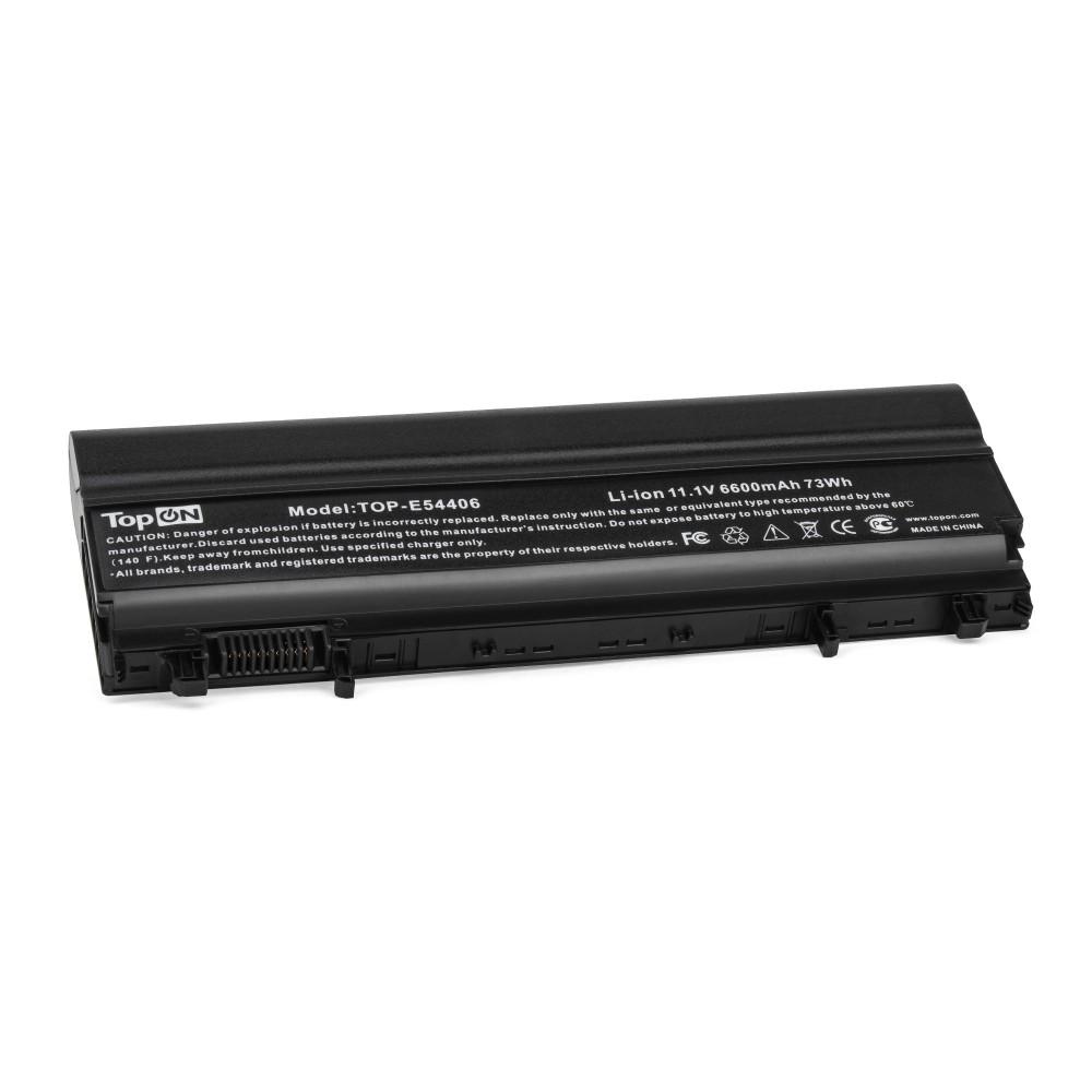 Аккумулятор для ноутбука Dell Latitude E5540, E5440 Series. 11.1V 6600mAh 73Wh. PN: N5YH9, VV0NF.
