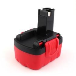 Аккумулятор для Bosch 14.4V 1.3Ah (Ni-Cd) GDR 14.4 V-LI, GHO 14.4 V-LI, GWS 14.4 V Series. PN: 2607335264, 2607335661, BAT159.