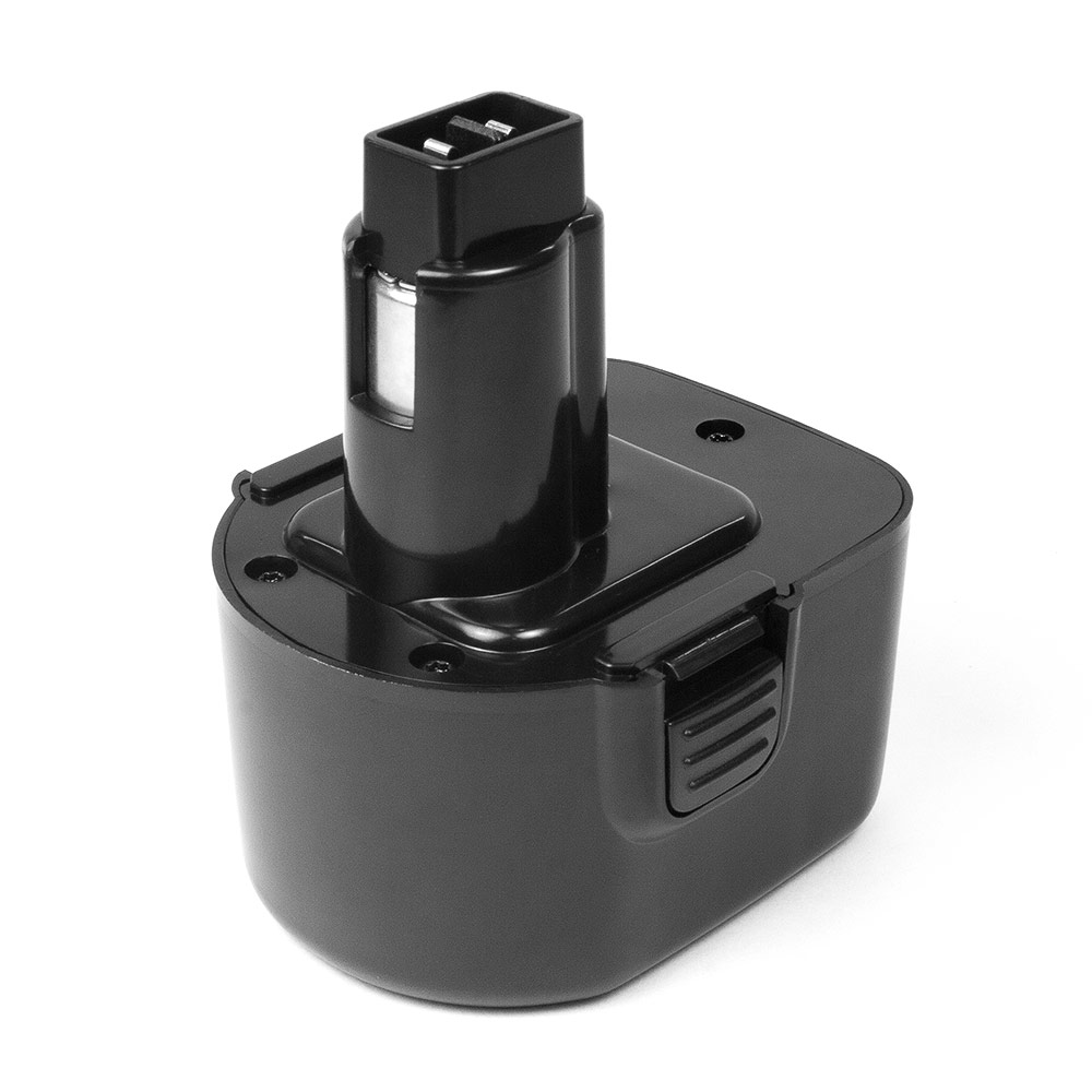 Аккумулятор для DeWalt 12V 1.3Ah (Ni-Cd) XR, XRP, DC, DCD, DW Series. PN: DC9071, DE9037, DE9071, DE9074.