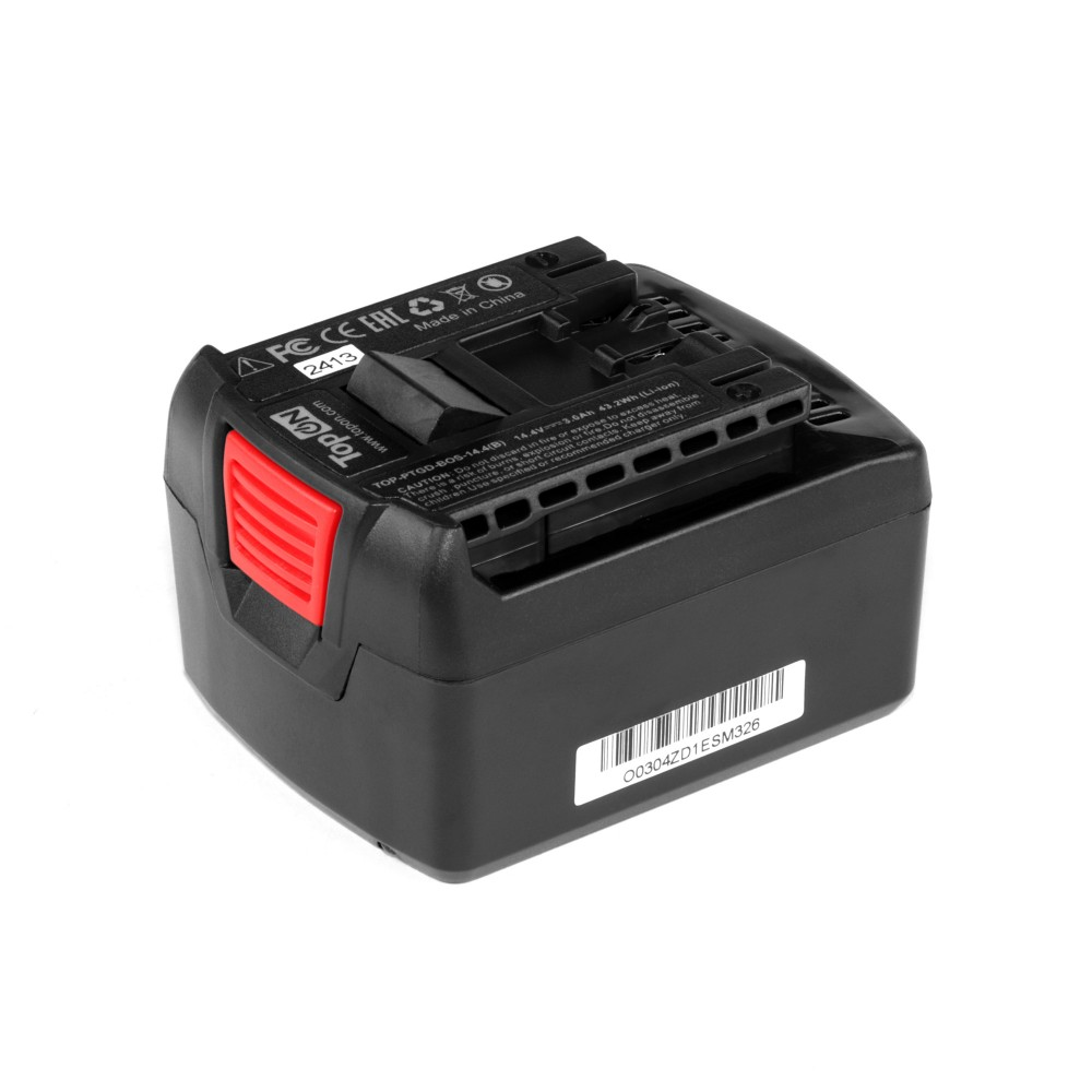 Аккумулятор для Bosch 14.4V 3.0Ah (Li-Ion) PN: 2607336078, BAT607.