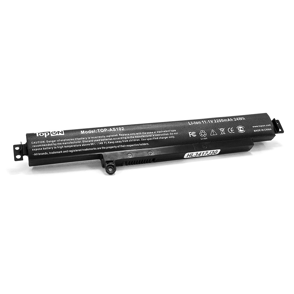 Аккумулятор для ноутбука Asus VivoBook F102BA, X102B, X102BA Series. 11.25V 2940mAh 33Wh. PN: A31N1311.