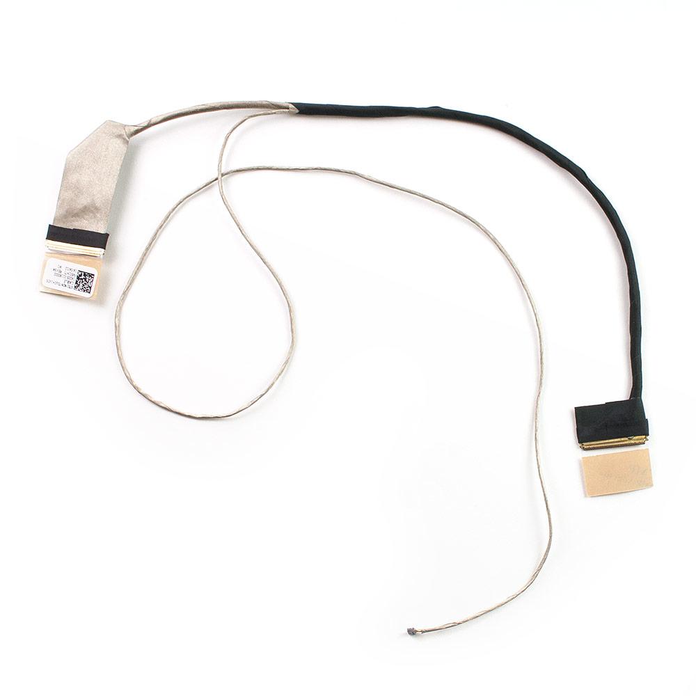Шлейф матрицы 40 pin для ноутбука Asus X751 Series. Без тачскрина. PN: 1422-01X10AS, 14005-01190000, 14005-01190100