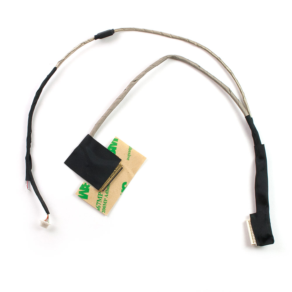 Шлейф матрицы 40 pin для ноутбука Acer Aspire One D250 LED Series. PN: DC02000SB10, DC02000SB00, DC02000SB50
