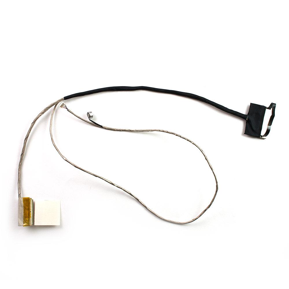 Шлейф матрицы 40 pin для ноутбука  Asus K46, S46 Series. PN: 14005-00590000, 14005-00590100, DD0KJCLC000