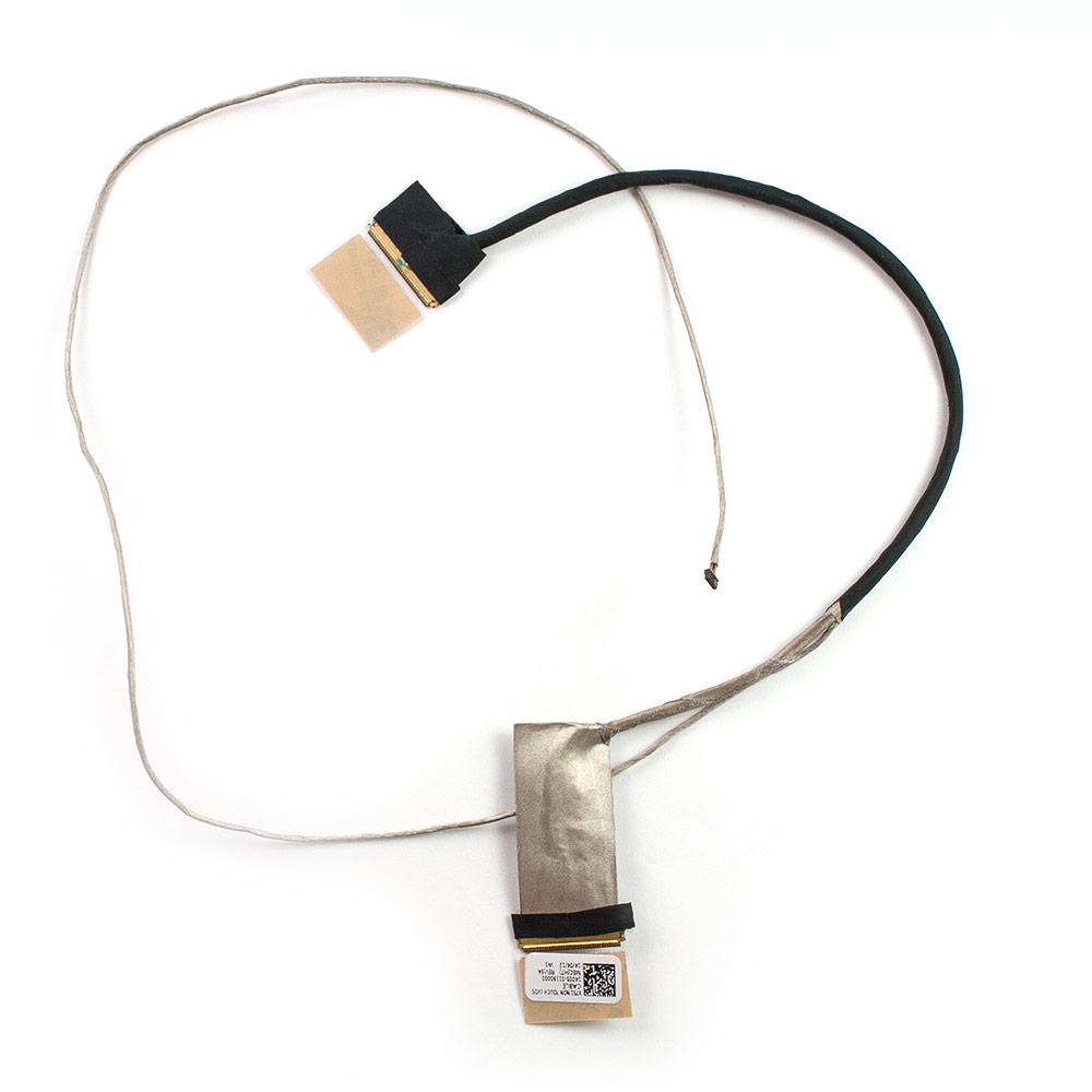 Шлейф матрицы 40 pin для ноутбука  Asus X751L С тачскрином Series. PN: 14005-01190200, 14005-01190800