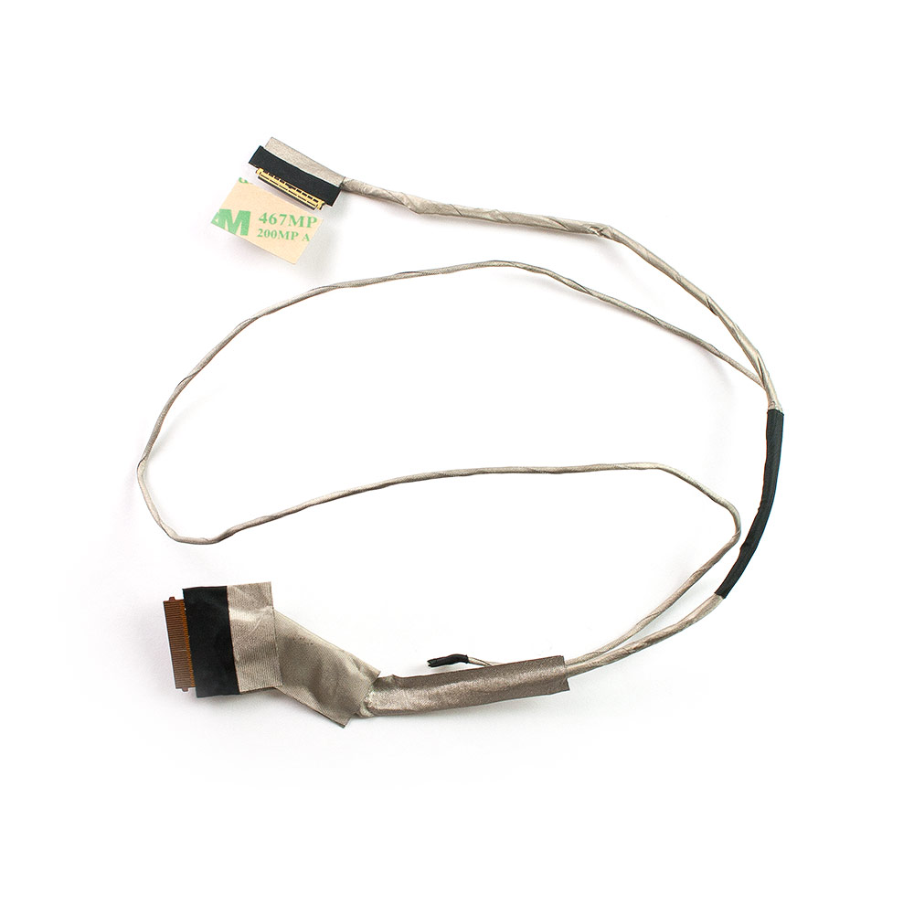 Шлейф матрицы 30 pin для ноутбука Dell Inspiron 3541, 5542, 7542 Series. PN: 450.00H01.0021, 0FKGC9