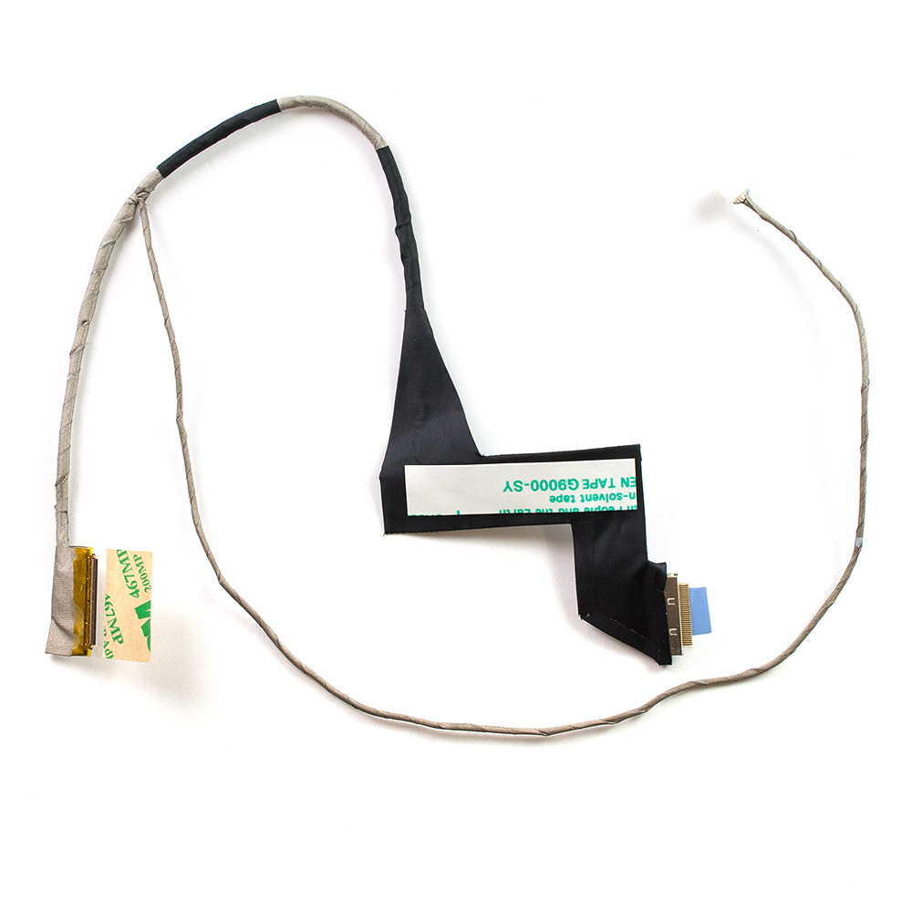 Шлейф матрицы 40 pin для ноутбука Lenovo Y470 Series. PN: DC020017610