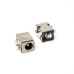 Разъем питания PJ033 для ноутбука Asus A53, K52, K53, K72, U52, X52, X53 Series. 5.5x2.5 mm. Без кабеля.