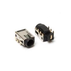 Разъем питания PJ828 для ноутбука Asus X553, X453, K553, F553 Series. 4.0x1.35 mm. Без кабеля.