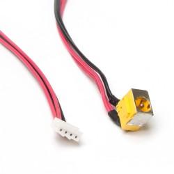 Разъем питания PJ012 для ноутбука Acer Aspire 6920, 6920G, 6935, 6935G Series. 5.5x1.7 mm. С кабелем 35 см. PN: 50.APD0N.001, 50.APQ0N.011.