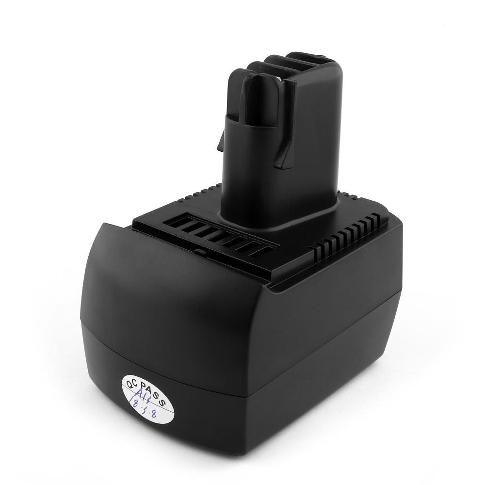 Аккумулятор для Metabo 12V 4.0Ah (Li-Ion) BS 12, BSZ 12, BZ 12 SP, SSP 12, ULA9.6-18 Series. PN: 6.25486, 6.02151.51.