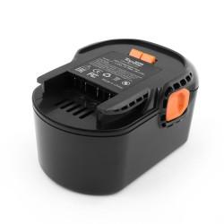 Аккумулятор для AEG 14.4V 1.5Ah (Ni-Cd) PN: B1414G, B1420R, B1415R, M1430R.