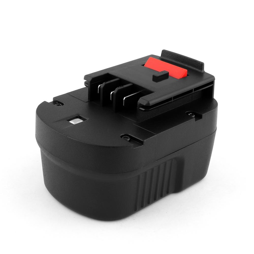Аккумулятор для Black & Decker 12V 1.5Ah (Ni-Cd) PN: A12, A12E, A12EX, A12-XJ.