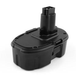 Аккумулятор для DeWalt 18V 3.0Ah (Ni-Mh) DC200, DC300, DC500, DC700 Series. PN: DE9503, DC9096, DE9039, DE9095.