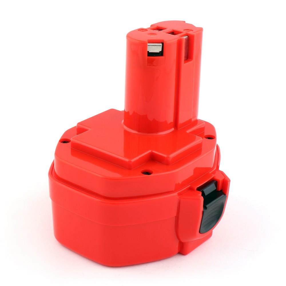 Аккумулятор для Makita 14.4V 1.3Ah (Ni-Cd) 1000, 4000, 4300, 5000, 6200, 6900, JR, ML, UB Series. PN: 1433,192699-A.