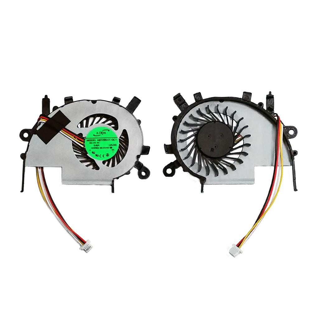 Вентилятор (кулер) для ноутбука Acer Aspire V5-472, V5-472G, V5-472P, V5-472PG, V5-572, V5-572G (GPU).