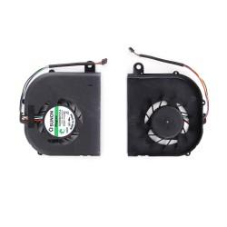 Вентилятор (кулер) для ноутбука Acer Aspire TimeLine 3810T, 3810TG, 3810TZ, 3810TZG, 4-pin, 5V 1W