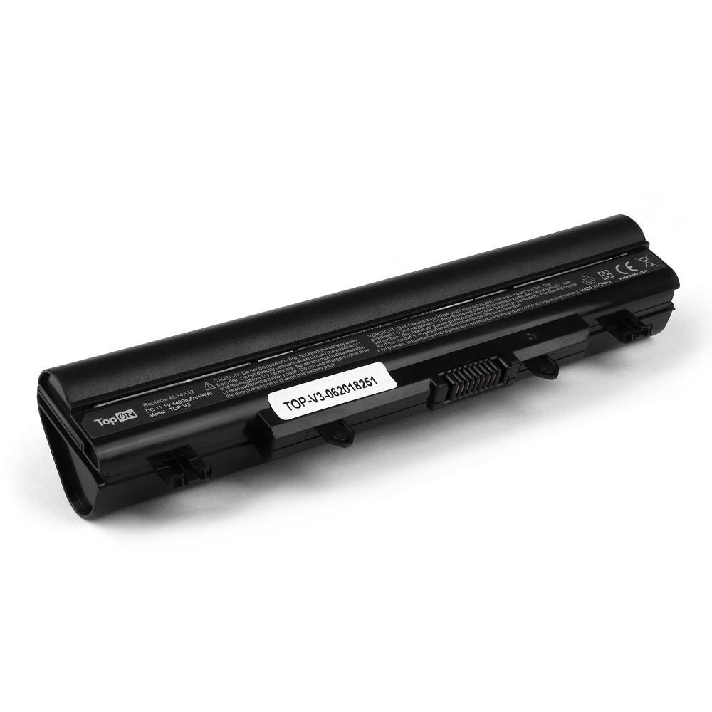Аккумулятор для ноутбука Acer Aspire E1-571, E5-511, E5-571, V3-572, V5-572 Series. 11.1V 4400mAh 49Wh. PN: 31CR17/65-2, AL14A32, KT.00603.008.