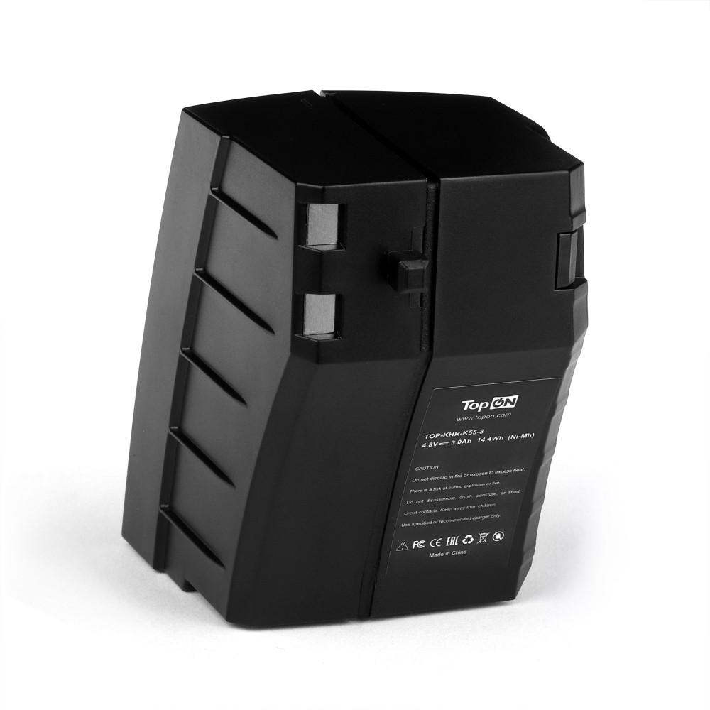 Купить оптом Аккумулятор для электровеника Karcher K55, K55 Plus, K65, K65 Plus. 4.8V 3000mAh Ni-MH. PN: 6.654-118.0, 4KR-1500SC/V, 1.258-505.0.