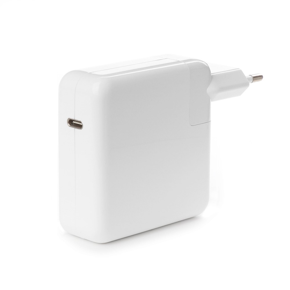 Купить оптом Универсальный блок питания 61W c портом USB-C, Power Delivery 3.0, Quick Charge 3.0. Белый