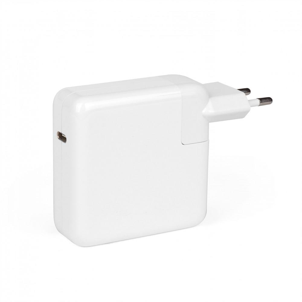 Купить оптом Блок питания TopON 61W USB Type-C, Power Delivery, Quick Charge 3.0, в розетку, белый TOP-UC61