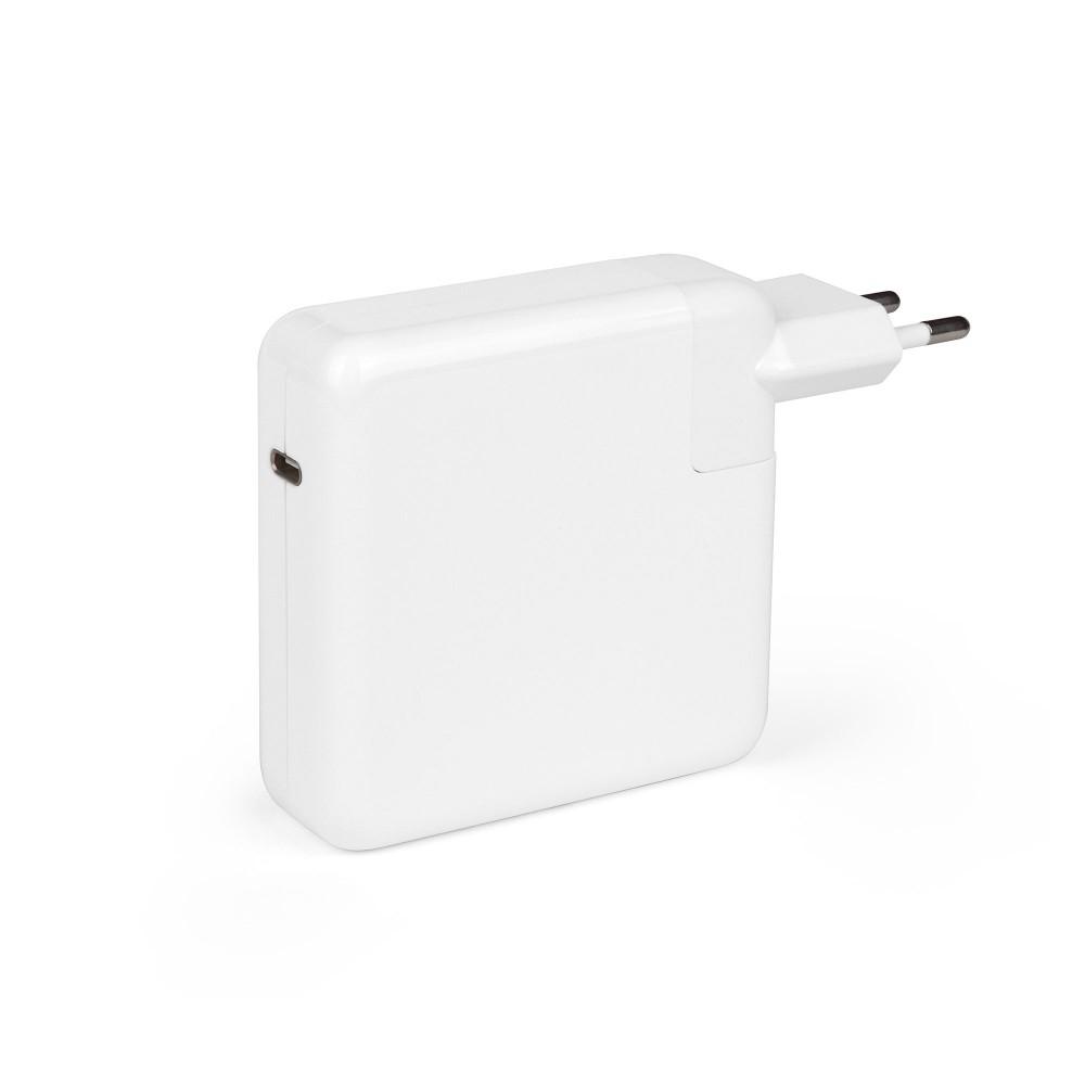 Купить оптом Блок питания TopON 87W USB Type-C, Power Delivery, Quick Charge 3.0 в розетку, белый TOP-UC87