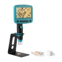 Цифровой микроскоп с увеличением 800X экран 4.3